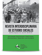 Revista Interdisciplinaria de Estudios Sociales 5