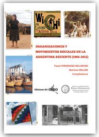 Organizaciones y movimientos sociales en la Argentina Reciente