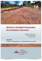 Revista Interdisciplinaria de Estudios Sociales 10