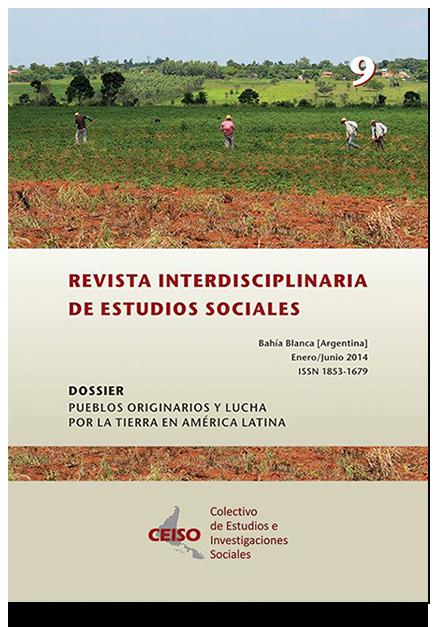 Revista Interdisciplinaria de Estudios Sociales 9