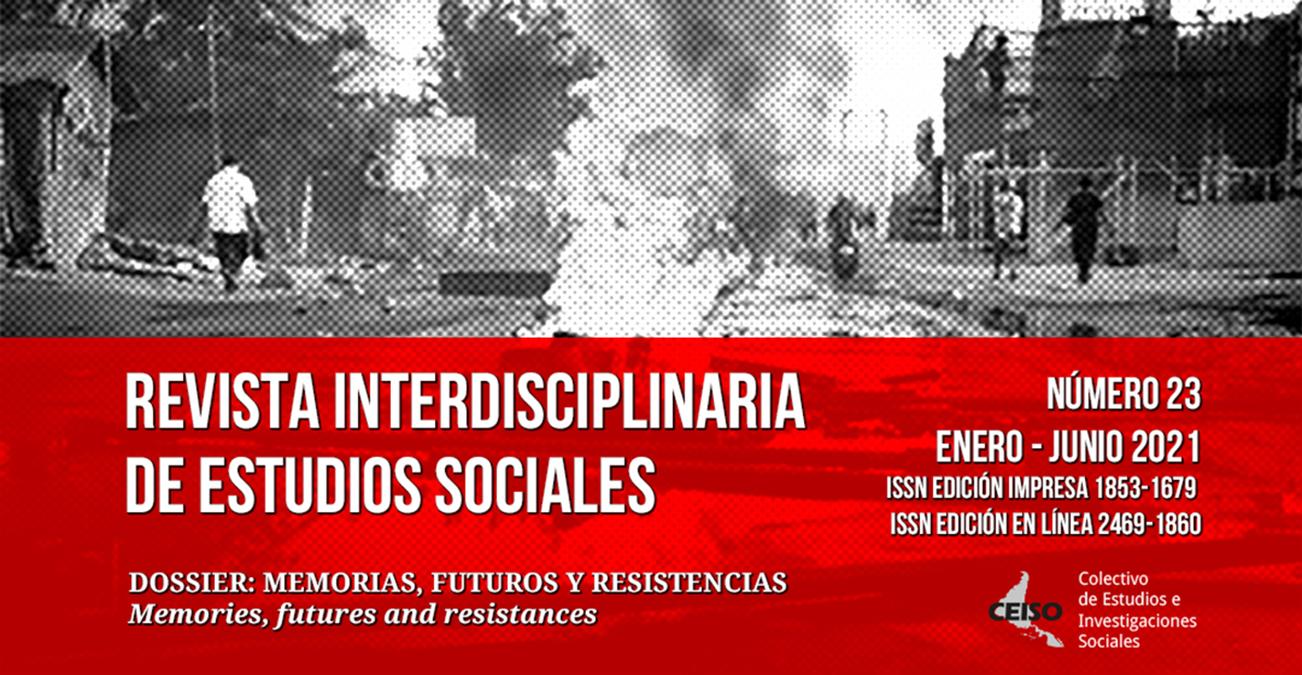 Revista Interdisciplinaria de Estudios Sociales N°23